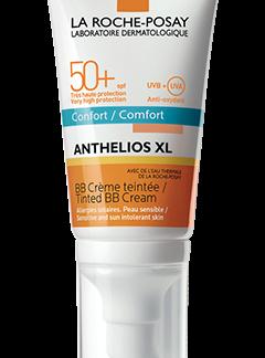 Anthelios XL 50+ Crema BB Confort con Color. 50ml