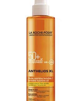 Anthelios XL 50+ Aceite nutritivo. 200ml