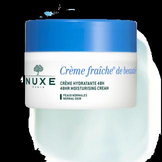 Nuxe Crème fraîche. Hidratante y Calmante 24H. 40ml