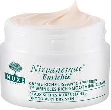 Nuxe Nirvanesque. Primeras Antiarrugas Enriquecida. 50ml