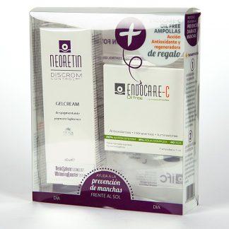 Neoretin Gel-Crema SPF 50. 30ml + 7 AMPOLLAS ENCODARE C GRATIS