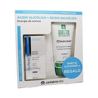 NeoStrata Refine Gel Forte Salicílico.100ml + Biretix Cleanser Gratis