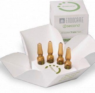 Endocare 1 Second Triple Flash Ampollas. 4 amp.
