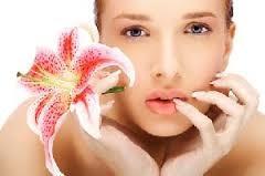 Cosmética y belleza facial