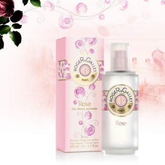 Roger&Gallet Rose Agua fresca perfumada 100ml