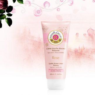 Roger&Gallet Rose Crema de ducha. 200ml