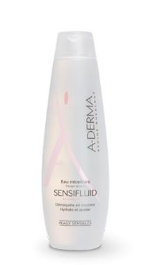 A-DERMA Sensifluid Agua Micelar. 500ml