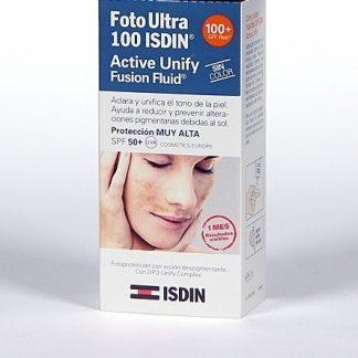 Foto Ultra 100 ISDIN Active Unify Fusión Fluid. 50ml