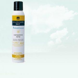 Heliocare 360º Pediatrics Spray transparente.200ml