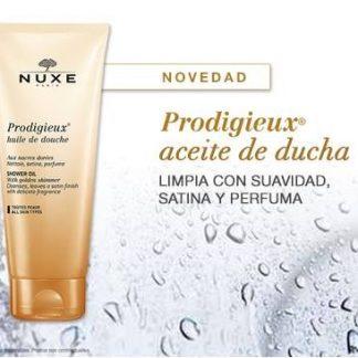 Nuxe Prodigieux Aceite de Ducha. 200ml