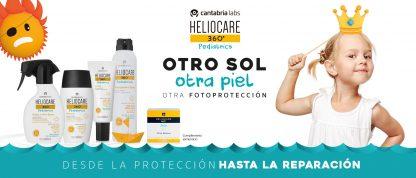 Heliocare 360º Pediatrics Atopic Lotion Spray. 200ml