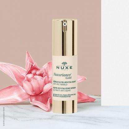 Nuxuriance Gold Sérum Nutri-Revitalizante. 30ml